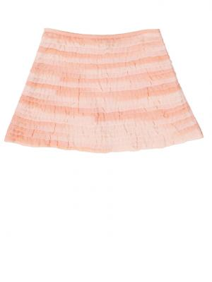 pale cloud sophie skirt