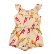 Mini Rodini budgie summersuit