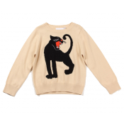 Mini Rodini panther sweater
