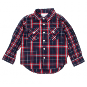 Mini Rodini flannel shirt   ONLY 2y