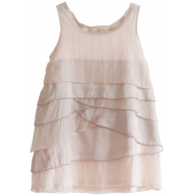 Pale Cloud alma dress
