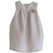 Pale Cloud janice dress
