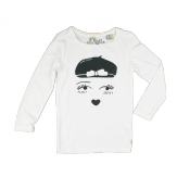 Scotch R'belle French mademoiselle tee :: 8y ONLY