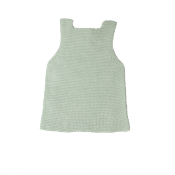 Seesaw knitted tank