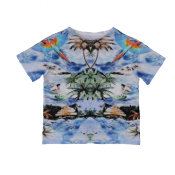 Stella McCartney kids arlo graphic tee