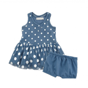 Stella McCartney Kids bell baby dress