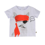 Stella McCartney kids chuckle tee