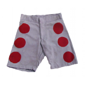 Wovenplay dot shorts
