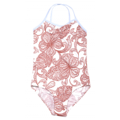 Stella Cove paisley swimsuit - ONLY 8/9y