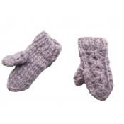 Wovenplay gemstitch mittens