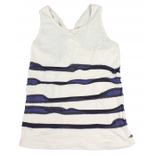 Scotch R'belle stripe tank top
