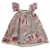 Lamantine flower dress