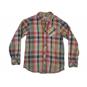 Scotch Shrunk check shirt 