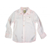 Scotch Shrunk linen shirt  