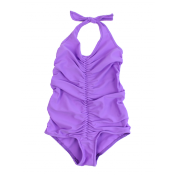Flora and Henri bathing suit