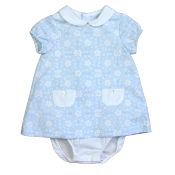 Laranjinha baby dress