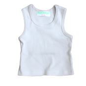 Wovenplay organic top ONLY size 6m and 1 LEFT
