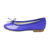 Repetto patent bright flats