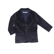 Flora and Henri jacket: ONLY 2y