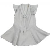 "Dagmar Daley linen dress ""As Seen In Pottery Barn Kids Catalog!"""