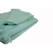 Flora and Henri cashmere baby blanket