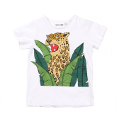 Mini Rodini jaguar tee ONLY 6Y LEFT