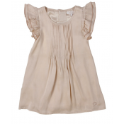 Pale Cloud lana dress
