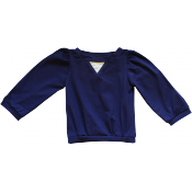 La Petite Luce emmy top :: 6m and 12m ONLY