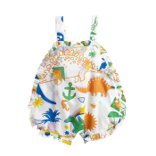 Stella McCartney kids poppet baby girl romper