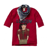 Scotch R'belle london tee