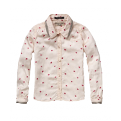 Scotch R'belle boxy shirt
