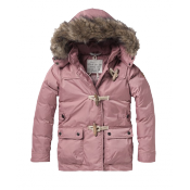 Scotch R'belle French mix down jacket