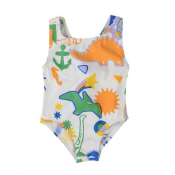 Stella McCartney kids imogen dino baby swimwear