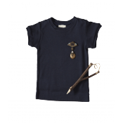 Dagmar Daley simple tee navy