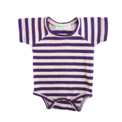 Wovenplay purple tokyo onesie ONLY size 1 LEFT