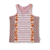 Stella McCartney kids valentine tank