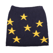 Mini Rodini star sweater skirt ONLY size 6Y LEFT